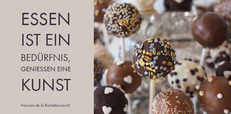 Achtsam essen - Schokoladen-Uebung