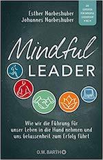 Buchcover Mindful Leadership von Narbeshuber