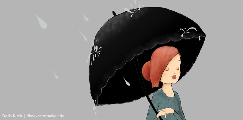 RAIN - Mit schwierigen Gedanken und Gefühlen umgehen