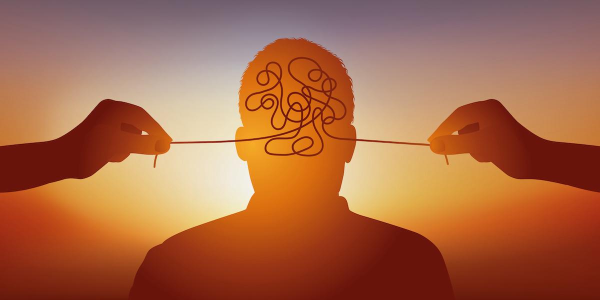 Unruhe in der Meditation